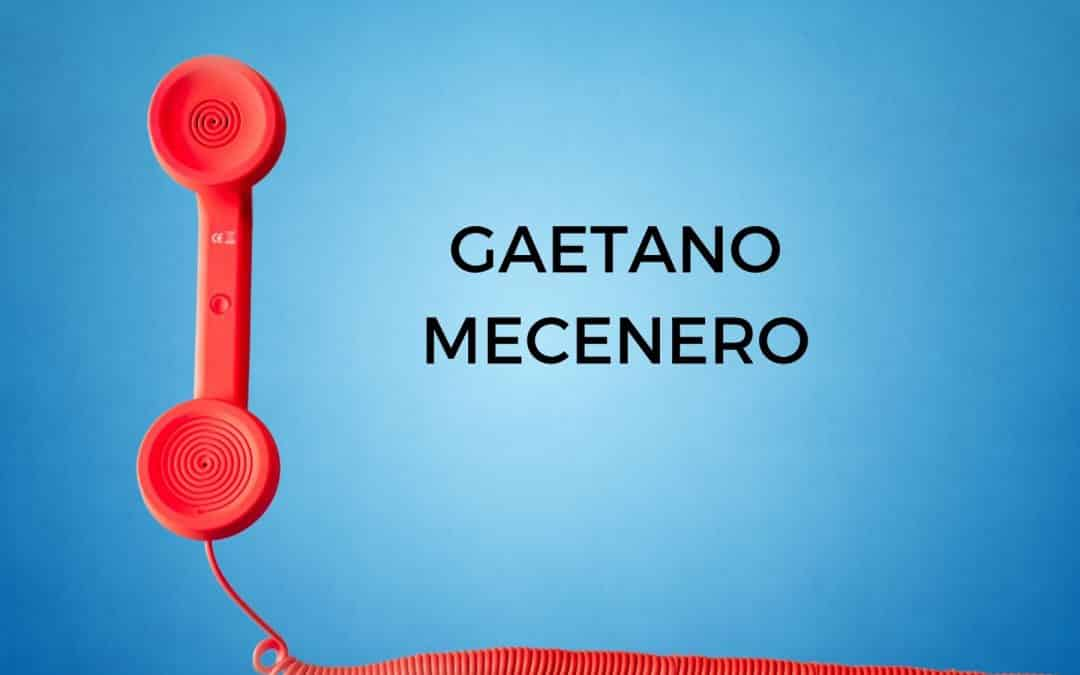 Experteninterview mit Gaetano Mecenero