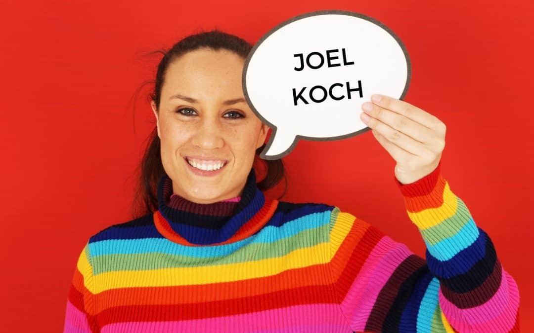 Experteninterview mit Joel Koch