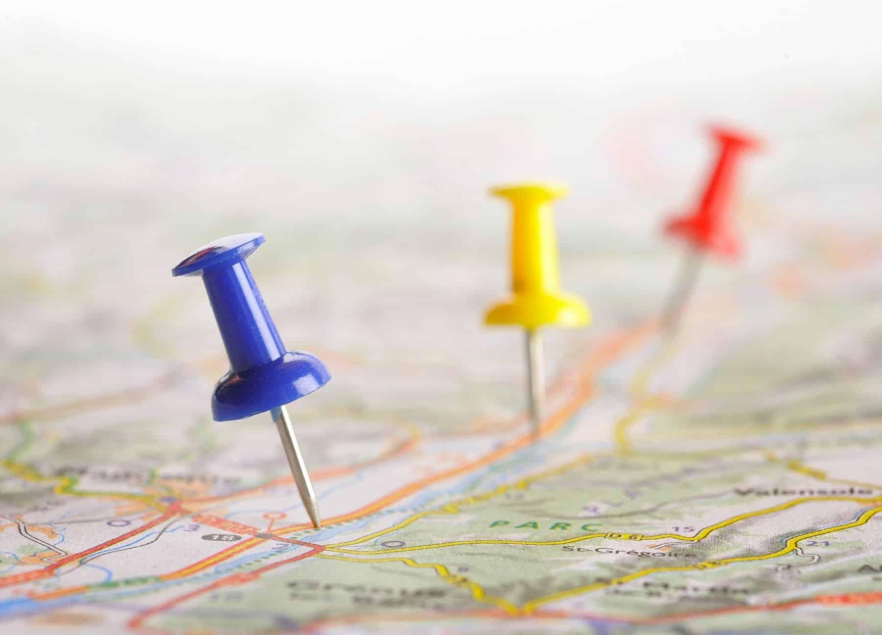 Google Maps Social Network