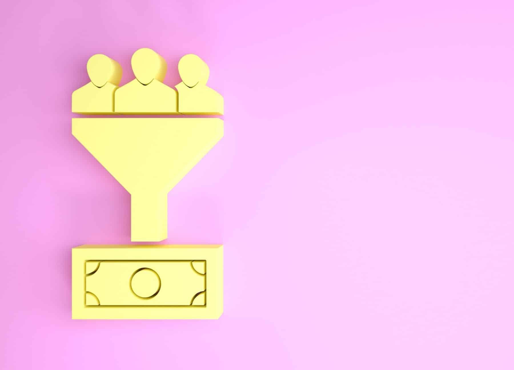 Salesfunnel story